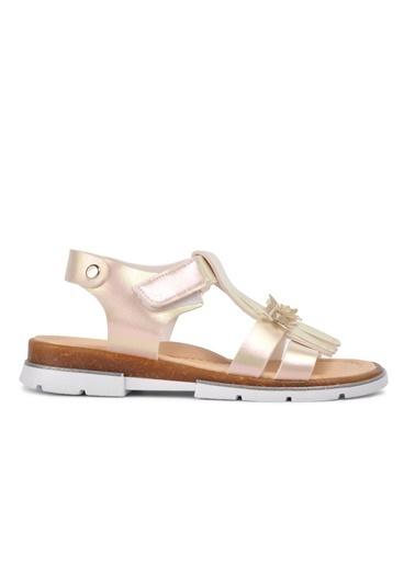 Şiringenç 210104 Sedef Comfort Kız Çocuk Sandalet Bej